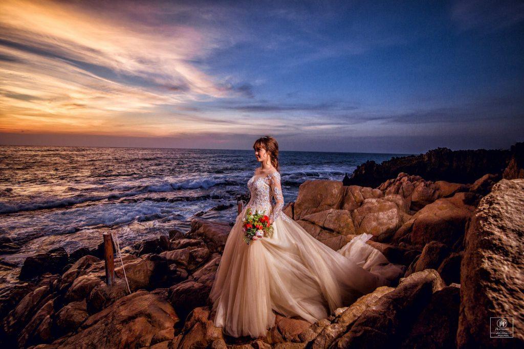 chụp ảnh cưới đẹp quy nhơn htp media