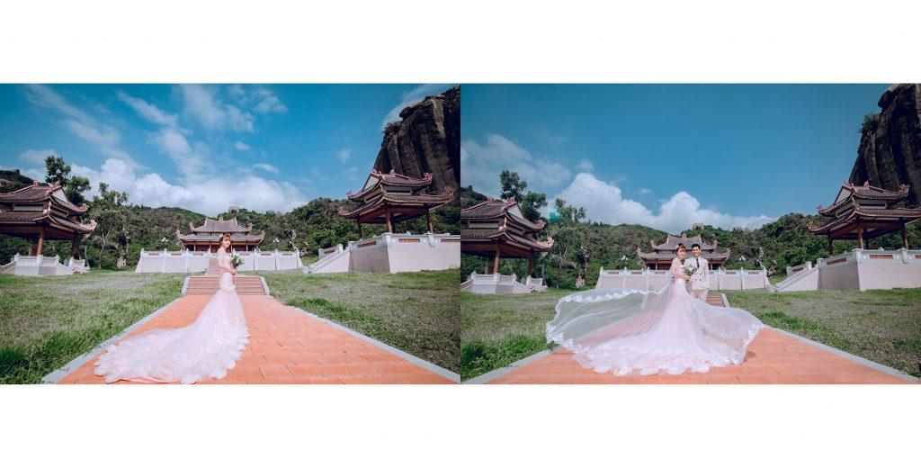 Chụp ảnh cưới quy nhơn