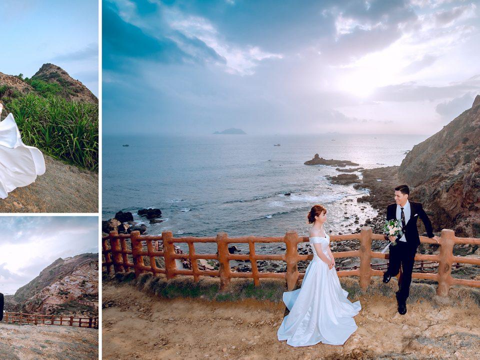 Chụp ảnh cưới đẹp quy nhơn