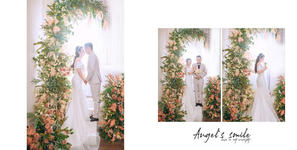Chụp ảnh cưới theo Phong Cách Hàn Quốc Quy Nhơn